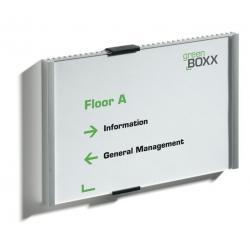 INFO SIGN tabliczka przydrzwiowa 210x148,5 mm