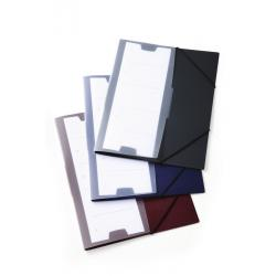 Teczka z gumkami, A4, PP, max. 50 kartek Durable