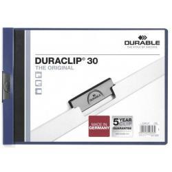 Skoroszyt zaciskowy Duraclip poziomy Durable
