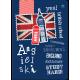 Zeszyt w kratkę  Język Angielski 60 kartek Interdruk