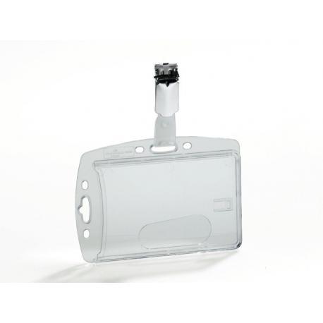 Identyfikator z akrylu do kart 54x85 mm 1 szt. Durable