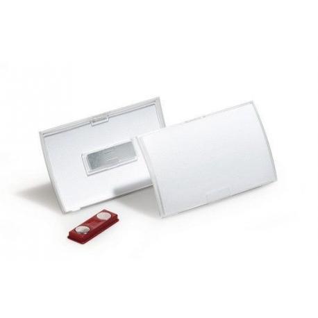 Identyfikator Click Fold z magnesem 54 x 90 mm 1 szt. Durable
