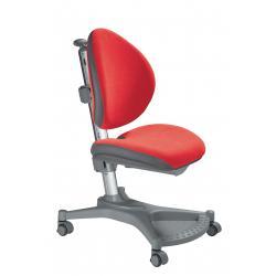 Ergonomiczne krzesło rosnące z dzieckiem czerwone MyPony Mayer